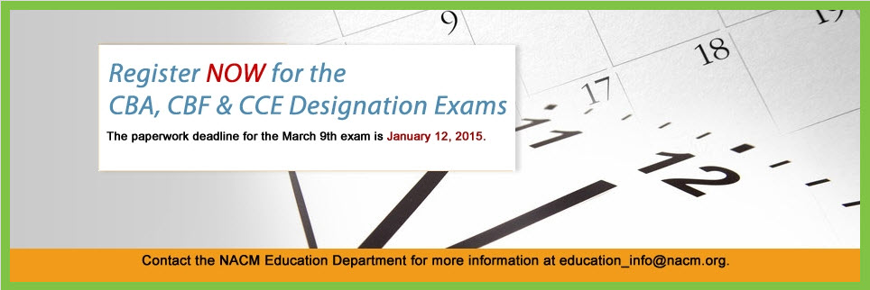 Exam Deadline 011215